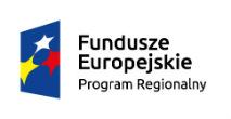 Logotyp Fundusze Europejskie Program Regionalny