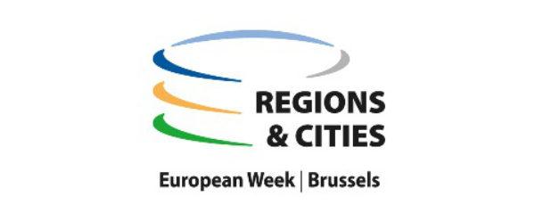 Logotyp Europejskiego Tygodnia Regionów i Miast