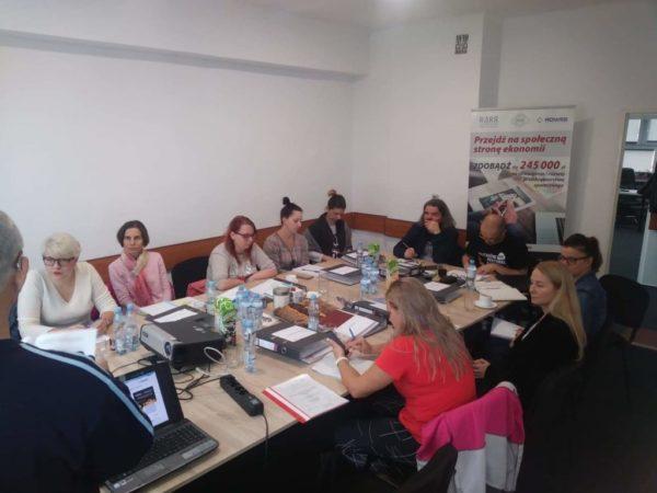 Szkolenia-sposobem na rozwój nowych przedsiębiorstw