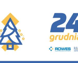 24 grudnia 2018r. – Biura ROWES będą nieczynne.