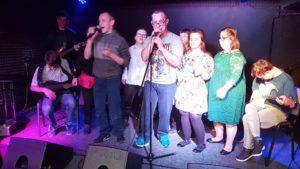 Śpiewająca młodzież