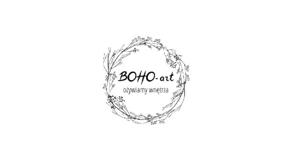 Logotyp Boho Art