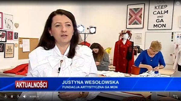Fundacja Artystyczna GA MON w TVP3Rzeszów
