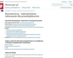 Informacja dla Przedsiębiorstw Społecznych