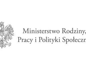 Logotyp Ministerstwo Rodziny, Pracy i Polityki Społecznej