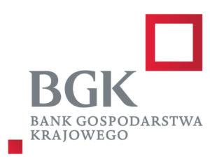 Logotyp Banku Gospodarstwa Krajowego